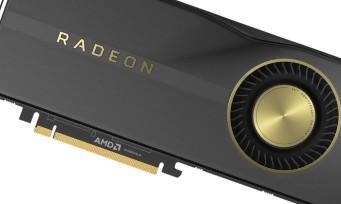 AMD : les Radeon Navi dévoilées à l'E3 2019, voici les prix !