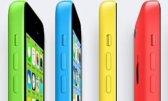 iPhone 5C : le téléphone low cost d'Apple coûtera 600€ !