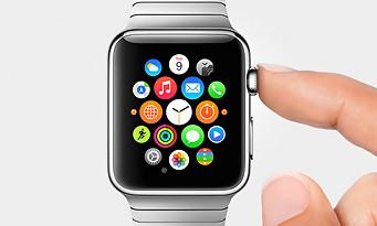 Apple Watch : une montre, mais aussi une console de jeux ?