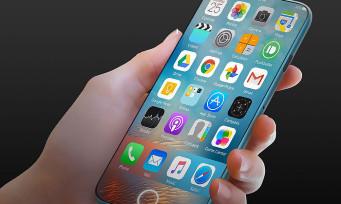iPhone 8 : date de sortie, prix élevé, recharge sans-fil, le point sur les rumeurs