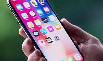 iPhone X : le smartphone avec écran OLED sans bord, reconnaissance faciale et recharge sans-fil