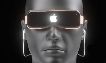 Apple : un casque mêlant réalité virtuelle et réalité augmentée dans les tuyaux ?
