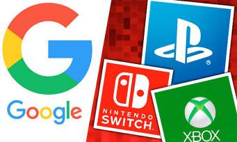 Google travaillerait sur une console pour concurrencer la PS5 et la prochaine Xbox