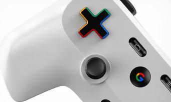 Google : voici à quoi pourrait ressembler la manette de sa future console