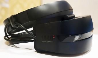 Réalité virtuelle : voici des nouveaux casques VR conçus pour Windows 10