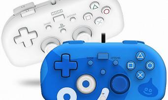 PS4 : des nouvelles manettes filaires sans pavé tactile