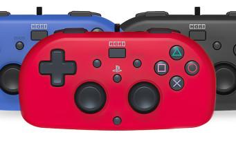 PS4 : des mini-manettes en forme de Joy-Con signées Hori arrivent en Europe