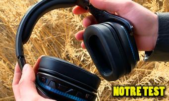 Test Logitech G935 : un casque gaming haut de gamme qui tient toutes ses promesses ?