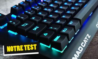 Test clavier Mad Catz S.T.R.I.K.E 4 : un retour aux affaires difficile pour la marque ?