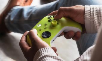 Xbox Series X|S : deux nouvelles manettes écolos, elles ont été conçues avec des résines recyclées