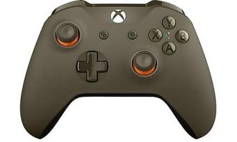Xbox One : encore une nouvelle couleur militaire pour la manette de la console