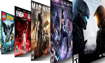 Xbox Game Pass : les 10 jeux de janvier 2018 dévoilés, et il y a du lourd