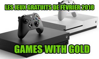 Xbox One / Xbox 360 : voici la liste des jeux gratuits pour le mois de février