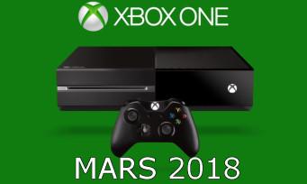 Xbox One / Xbox 360 : voici la liste des jeux gratuits du mois de mars 2018