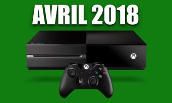 Xbox One / Xbox 360 : une sélection de choix pour les jeux gratuits du mois d'avril 2018