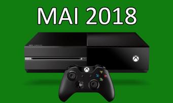Xbox One / Xbox 360 : MGS 5 fait partie des jeux du mois de mai, voici la liste complète