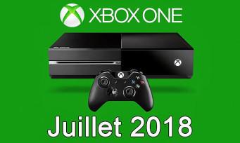Xbox One / Xbox 360 : voilà les jeux gratuits du mois de juillet, il y a un poids lourd de la baston
