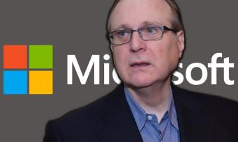 Microsoft : le co-fondateur, Paul Allen, est décédé à l'âge de 65 ans