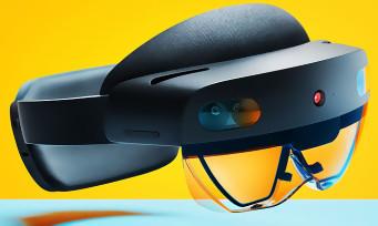 HoloLens 2 : Microsoft sort une nouvelle version de son casque de réalité augmentée, il vaut 3 500$ !