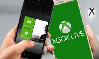 Xbox Live : c'est officiel, Microsoft annonce l'arrivée du service sur Android et iOS !