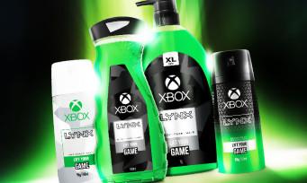 Xbox lance des savons et des déodorants Axe, la nouvelle improbable