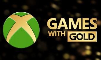 Games With Gold : il y a du lourd pour les jeux gratuits d'août