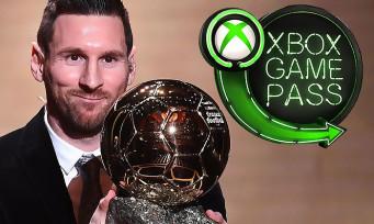 Xbox Game Pass : la liste des jeux pour décembre, il y a le nouveau Ballon d'Or dedans