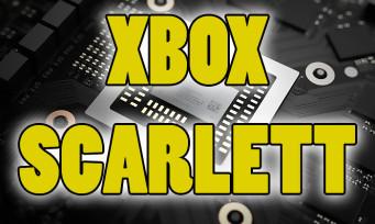 Xbox Scarlett : nouvelles rumeurs sur la puissance de la console, vers un monstre de technologie ?