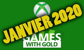 Xbox Live : les jeux gratuits pour janvier 2020 sont déjà connus, les voilà en vidéo