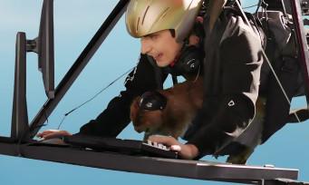 Xbox Game Pass PC : quand Shroud en fait la publicité sur un deltaplane, avec un castor