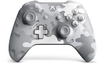 Xbox One : un unboxing consacré à la nouvelle manette Arctic Camo, la voilà sous toutes les coutures