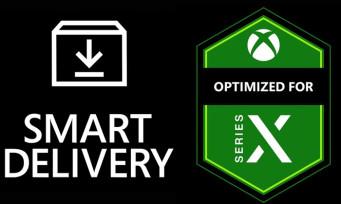 Xbox Series X : un trailer et de nouvelles infos sur le Xbox Smart Delivery