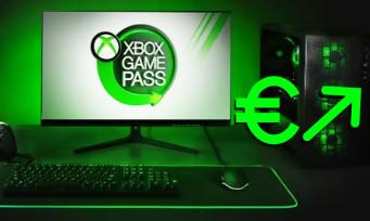 Xbox Game Pass : mauvaise nouvelle, le prix de l'abonnement augmente... sur PC