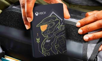 Xbox Series X S : un disque dur externe Halo chez Seagate, il est magnifique !