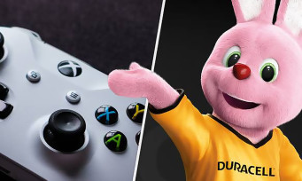 Des piles proposées dans les manettes Xbox pour une raison précise, un responsable fait des aveux