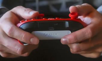Xbox Series X|S : voici la manette Pulse Red et son rouge éclatant !