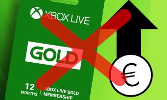 Xbox LIVE Gold : Microsoft rétropédale et annule l'augmentation de ses tarifs suite à la grogne des joueurs