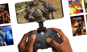 xCloud : au tour des classiques d'Xbox 360 et Xbox d'arriver dans le catalogue