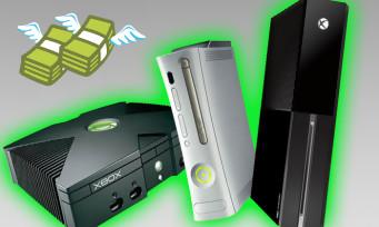 les consoles n'ont jamais généré de profits, avoue Microsoft