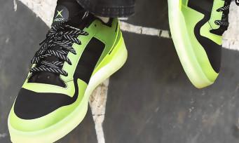 Xbox 20 ans : une paire de sneakers Adidas pour fin 2021, elles sont sobres et classes