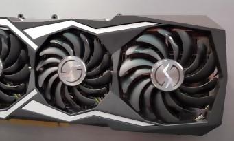 MSI : voici la nouvelle GeForce GTX 1080 Ti Lightning Z, tous les détails présentés ici