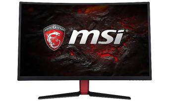 MSI : le constructeur dévoile ses premiers écrans gaming OPTIX
