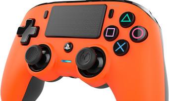 Nacon : une nouvelle manette filaire arrive pour la PS4