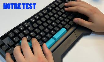 Test Nacon CL-750 OM : que vaut le nouveau clavier compact de la marque française ?