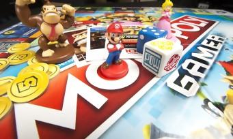 Monopoly : le jeu de plateau se met aux couleurs des héros de Nintendo, la vidéo