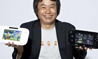 Wii U : Miyamoto souhaite une meilleure utilisation du GamePad