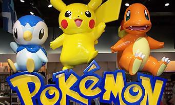 Pokémon Center : une boutique éphémère va ouvrir à Paris