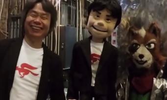 E3 2015 : Shigeru Miyamoto comme un gamin dans les studios des Muppets