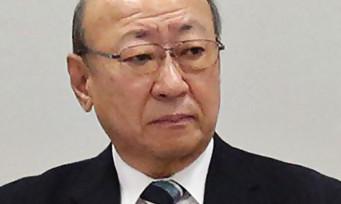Swell Nintendo Names Tatsumi Kimishima As President To Succeed Iwata Short Hairstyles Gunalazisus