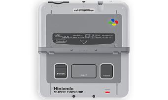 Nintendo : les précommandes de la New 3DS XL Super Famicom ouvertes au Japon